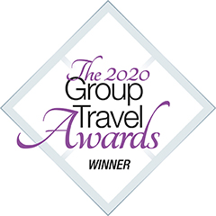 Group Travel Awards - Winner 2020