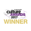 Journal Culture Awards - Winner 2017