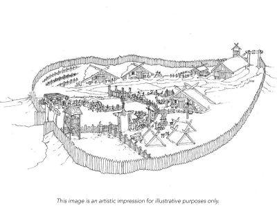The Viking Village